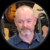 Brett Wells from the Rockshop, New Zealand